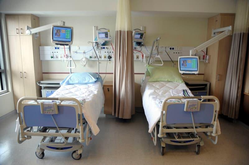 Двухместная палата в корейском госпитале