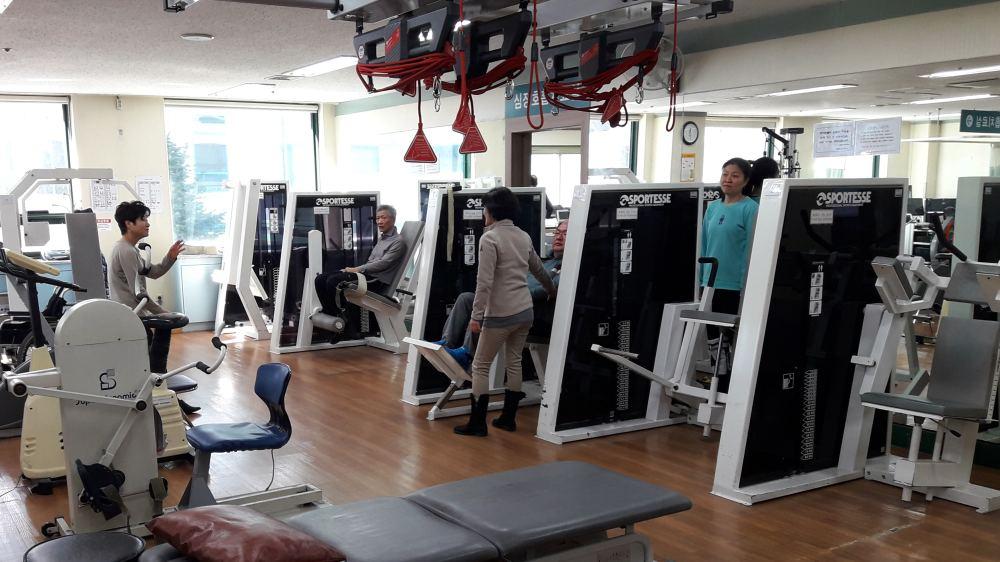 Комплексная реабилитация в госпитале Инха Корея