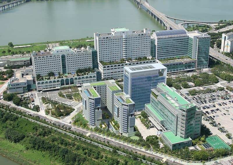 Медицинский центр Асан в Сеуле (Южная Корея)