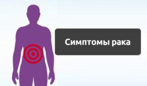 Симптомы которые могут говорить о наличии онкологии