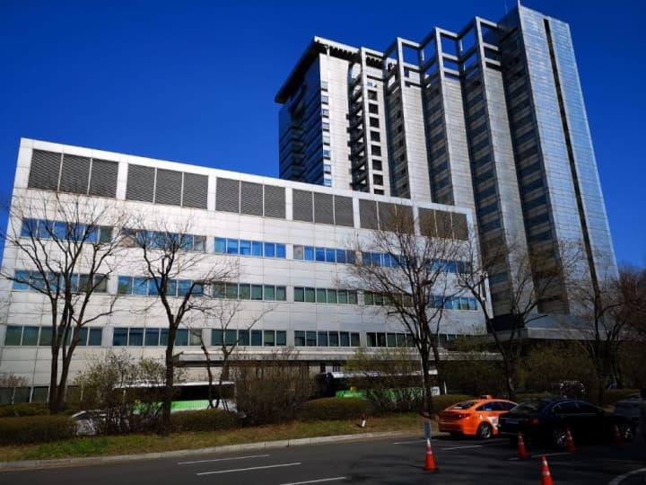 Внешний вид медицинского центра Самсунг